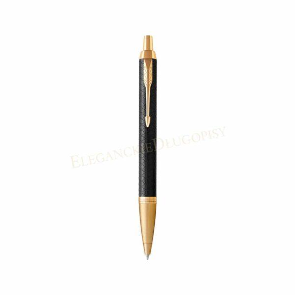Długopis Parker IM Premium Czarny GT - 1931667 - 1