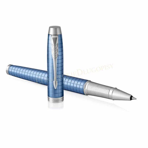 Pióro Kulkowe Parker IM Premium Niebieski CT - 1931690 - Front