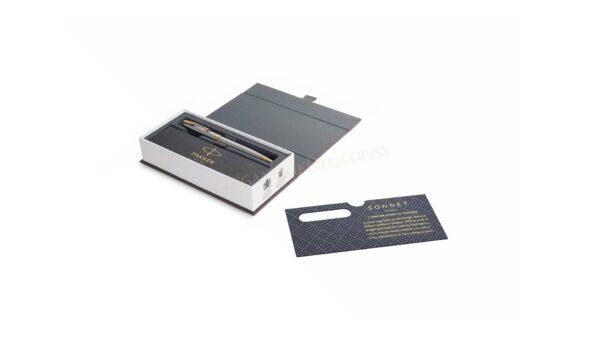 Długopis Parker Sonnet Stalowy GT - 1931507 - 2
