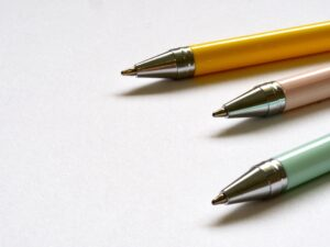jak działa długopis