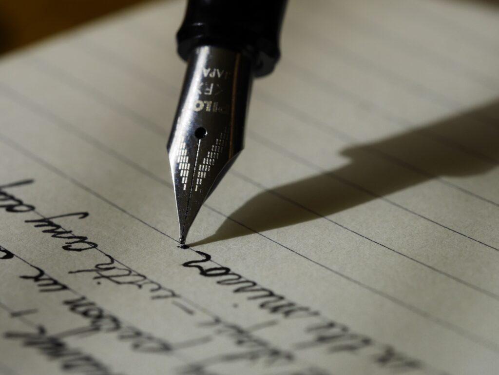 Pióro Wieczne Pisanie