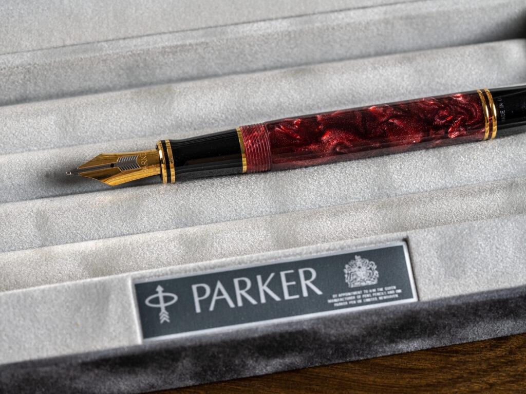 Pióro wieczne Parker Duofold